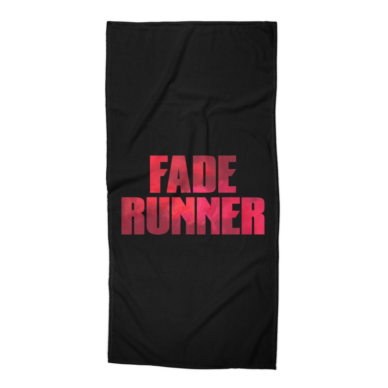 Fade Runner Accessories Beach Towel by FWMJ's Shop