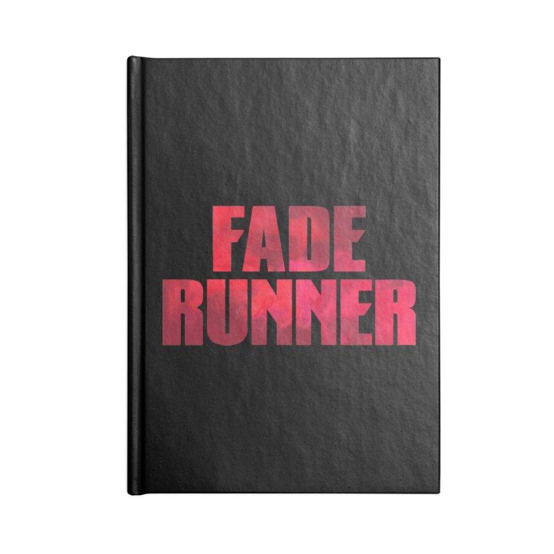 Fade Runner Accessories Notebook by FWMJ's Shop