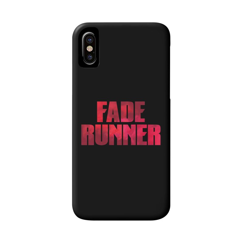 Fade Runner Accessories Phone Case by FWMJ's Shop