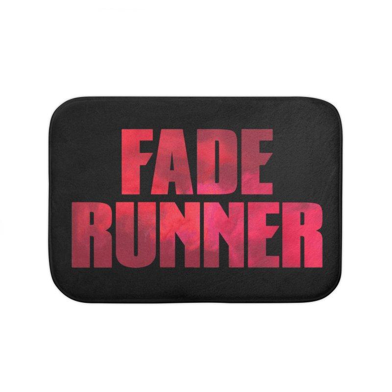 Fade Runner Home Bath Mat by FWMJ's Shop