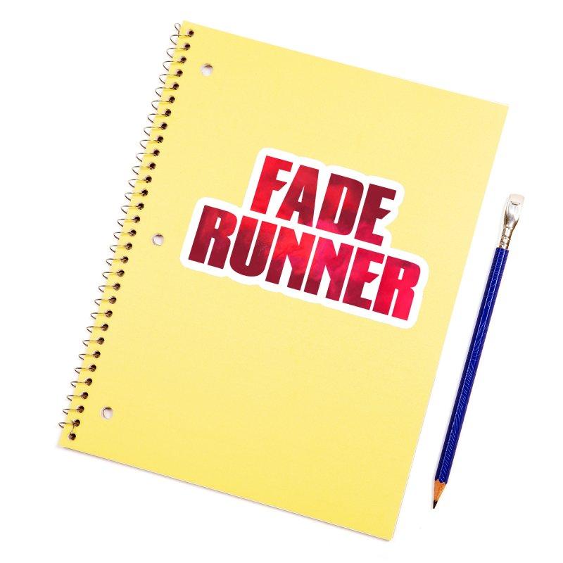 Fade Runner Accessories Sticker by FWMJ's Shop