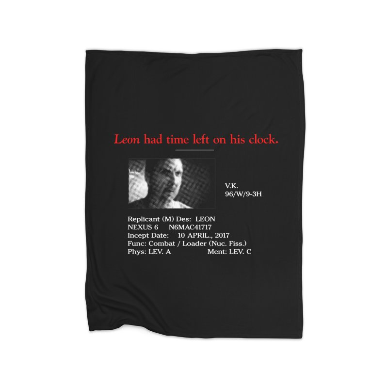 Time Left Home Fleece Blanket Blanket by FWMJ's Shop