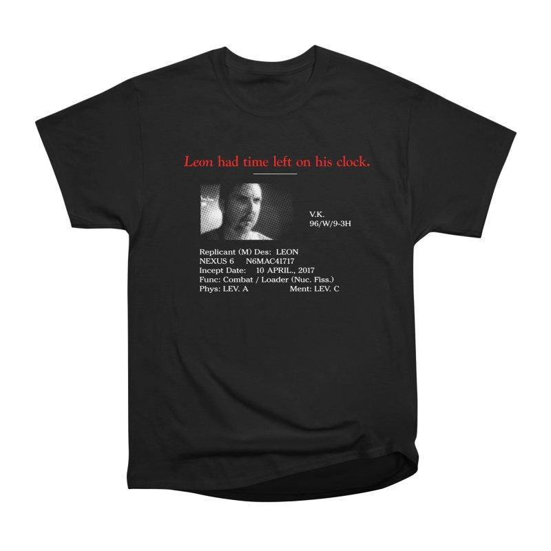 Time Left Women's Classic Unisex T-Shirt by FWMJ's Shop
