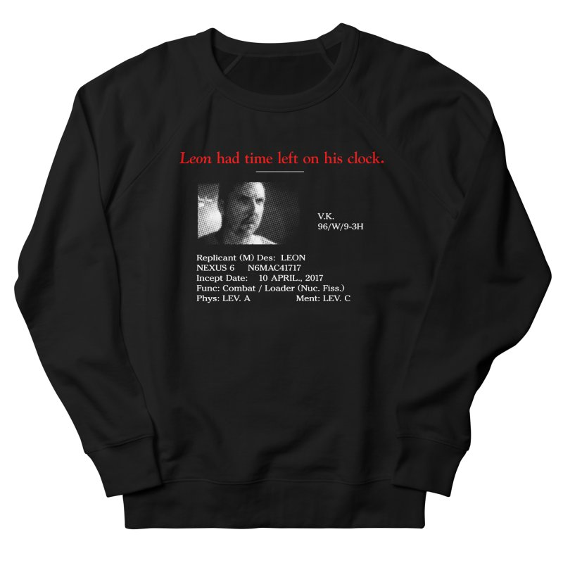 Time Left Men's Sweatshirt by FWMJ's Shop