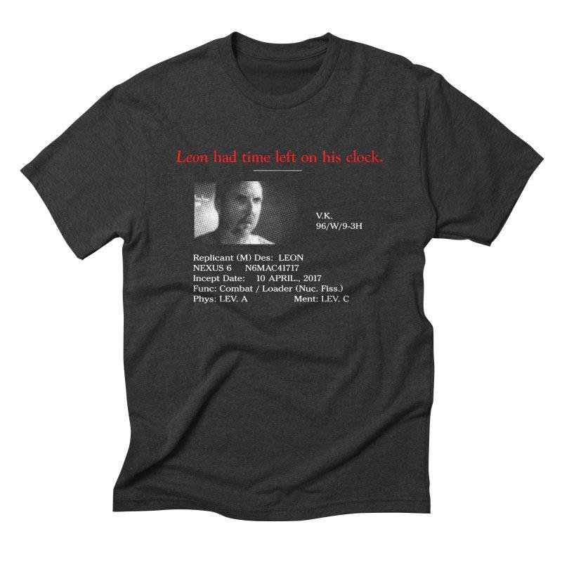 Time Left Men's Triblend T-shirt by FWMJ's Shop
