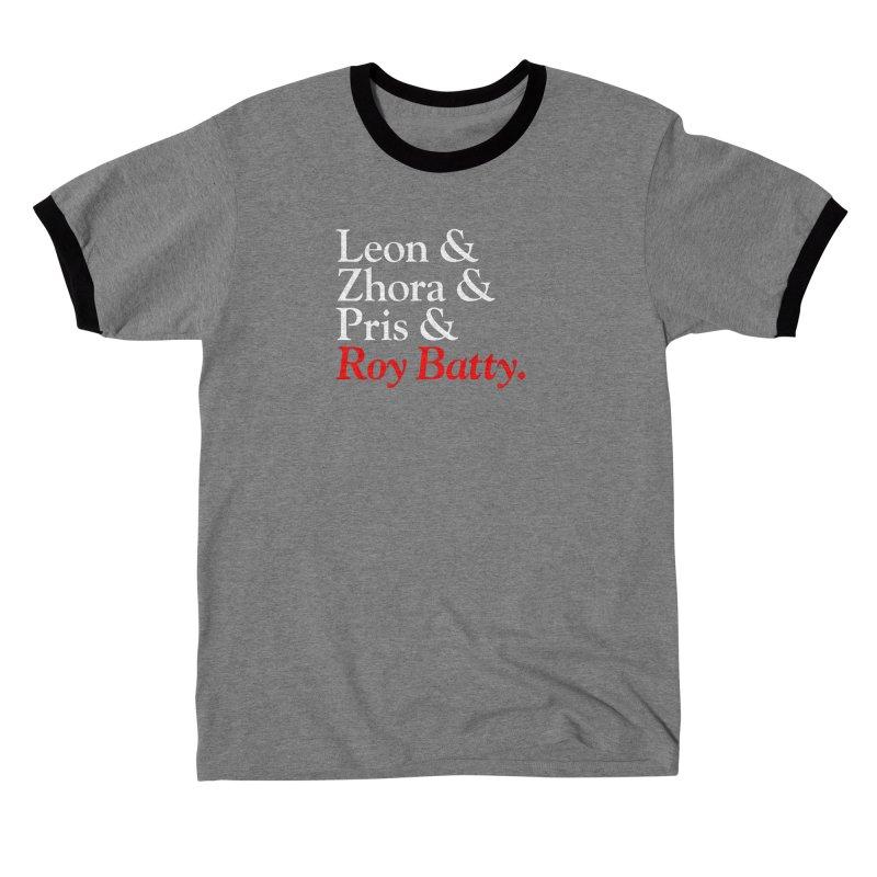 Roy & The Replicants Men's T-Shirt by FWMJ's Shop