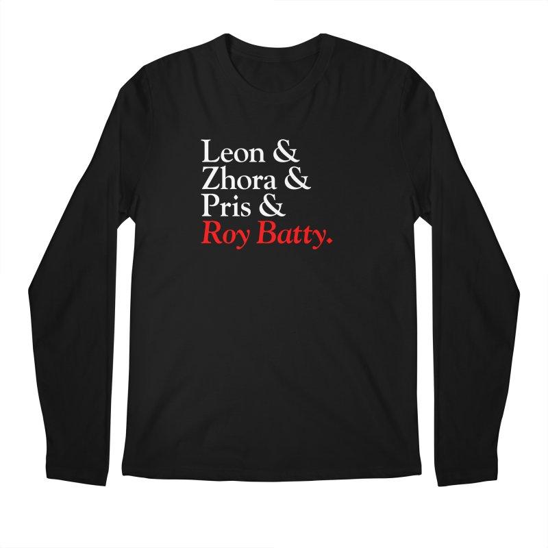Roy & The Replicants Men's Longsleeve T-Shirt by FWMJ's Shop