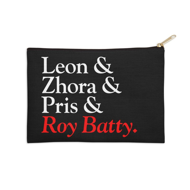 Roy & The Replicants Accessories Zip Pouch by FWMJ's Shop