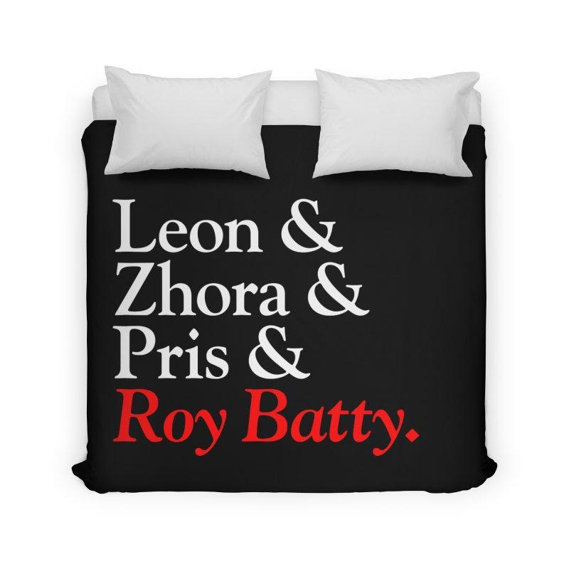 Roy & The Replicants Home Duvet by FWMJ's Shop