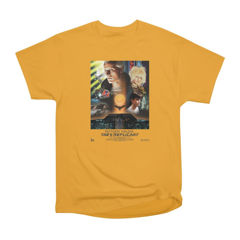 Starring RUT-GAWD HAUER Men's Classic T-Shirt by FWMJ's Shop