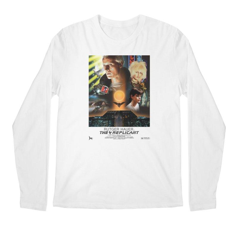 Starring RUT-GAWD HAUER Men's Longsleeve T-Shirt by FWMJ's Shop