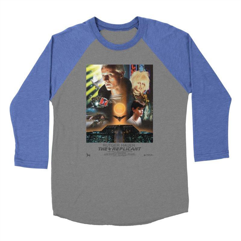 Starring RUT-GAWD HAUER Women's Baseball Triblend T-Shirt by FWMJ's Shop