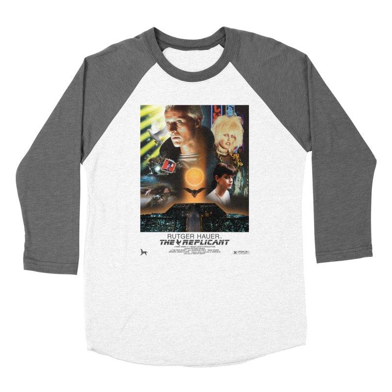 Starring RUT-GAWD HAUER Men's Baseball Triblend T-Shirt by FWMJ's Shop