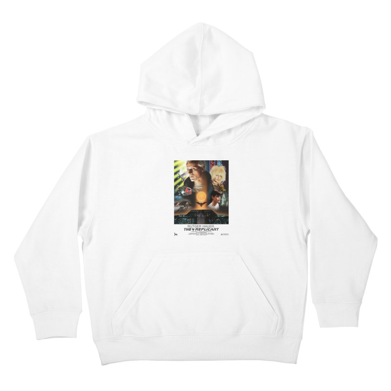 Starring RUT-GAWD HAUER Kids Pullover Hoody by FWMJ's Shop