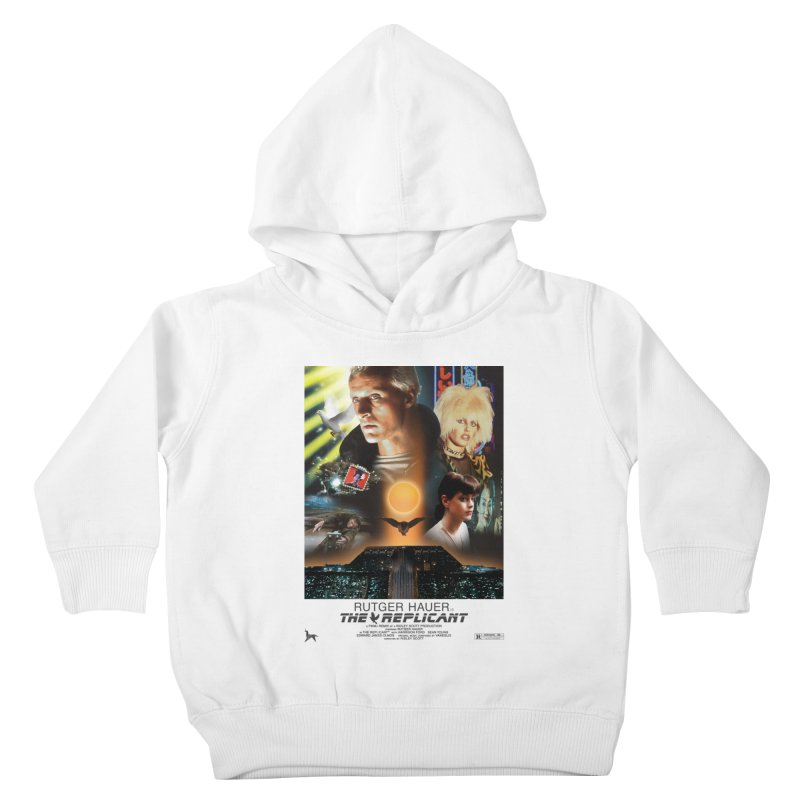Starring RUT-GAWD HAUER Kids Toddler Pullover Hoody by FWMJ's Shop