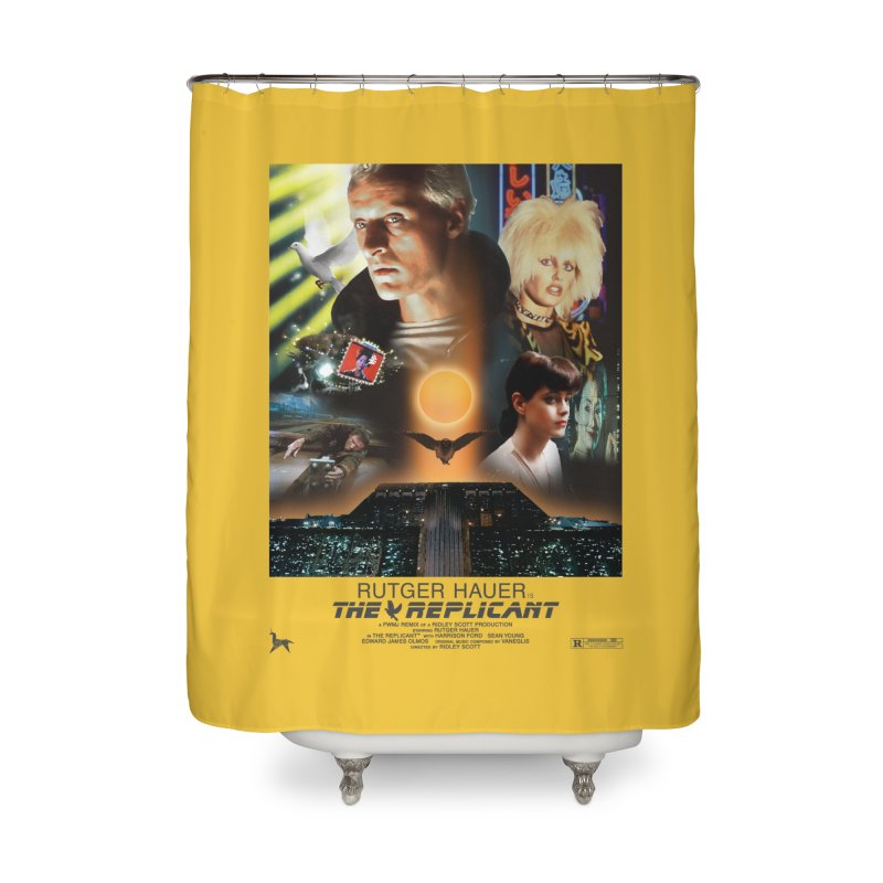 Starring RUT-GAWD HAUER Home Shower Curtain by FWMJ's Shop
