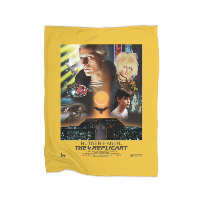 Starring RUT-GAWD HAUER Home Blanket by FWMJ's Shop