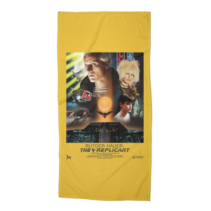 Starring RUT-GAWD HAUER Accessories Beach Towel by FWMJ's Shop