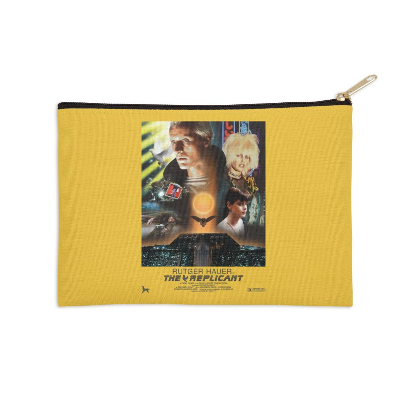 Starring RUT-GAWD HAUER Accessories Zip Pouch by FWMJ's Shop
