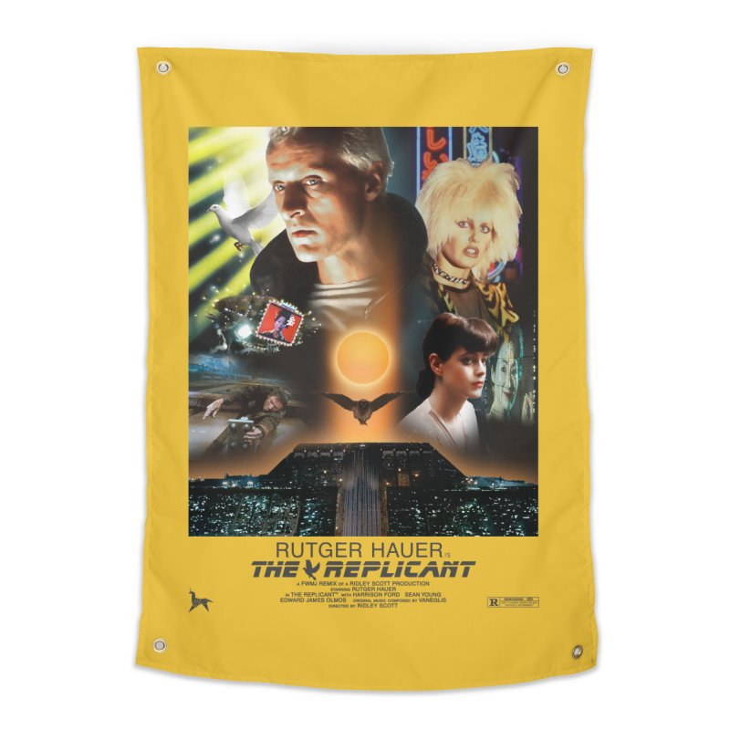 Starring RUT-GAWD HAUER Home Tapestry by FWMJ's Shop
