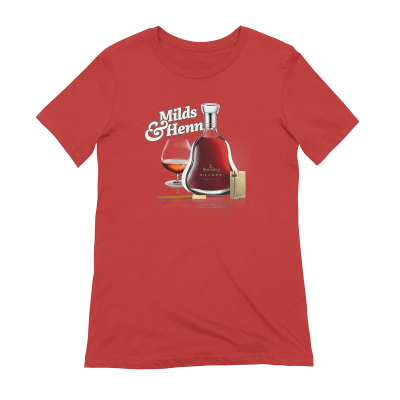 Milds & Henndawg Women's T-Shirt by FWMJ's Shop