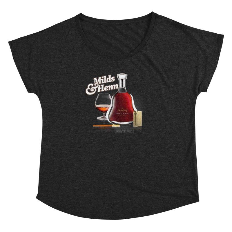 Milds & Henndawg Women's Dolman by FWMJ's Shop