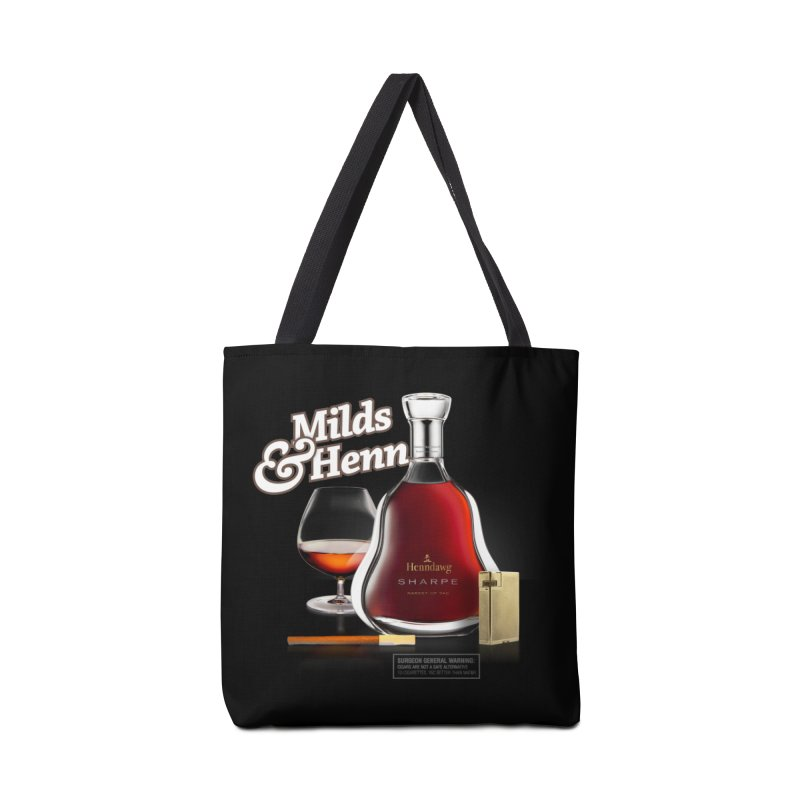 Milds & Henndawg Accessories Tote Bag Bag by FWMJ's Shop