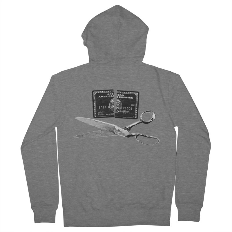 Remy No Ally Men's French Terry Zip-Up Hoody by FWMJ's Shop
