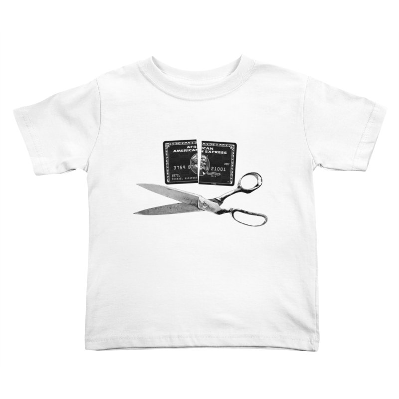 Remy No Ally Kids Toddler T-Shirt by FWMJ's Shop