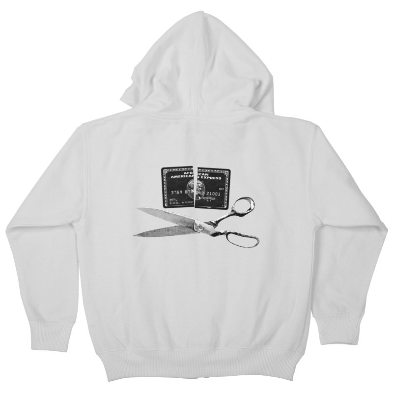 Remy No Ally Kids Zip-Up Hoody by FWMJ's Shop
