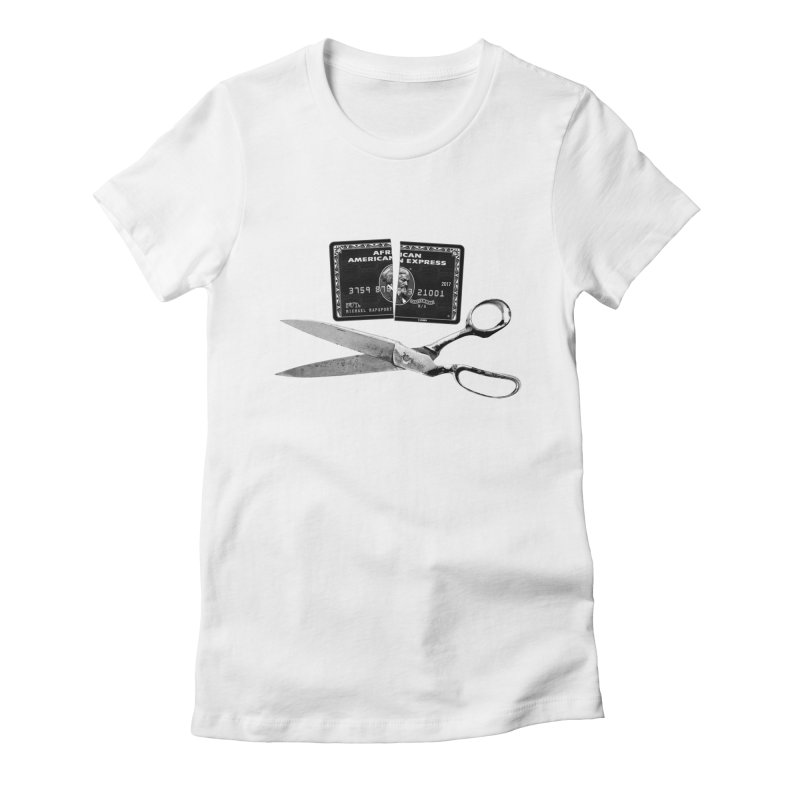 Remy No Ally Women's Fitted T-Shirt by FWMJ's Shop