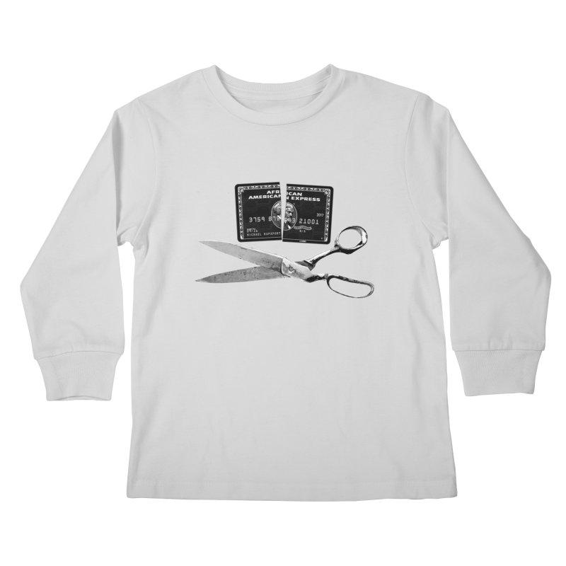Remy No Ally Kids Longsleeve T-Shirt by FWMJ's Shop