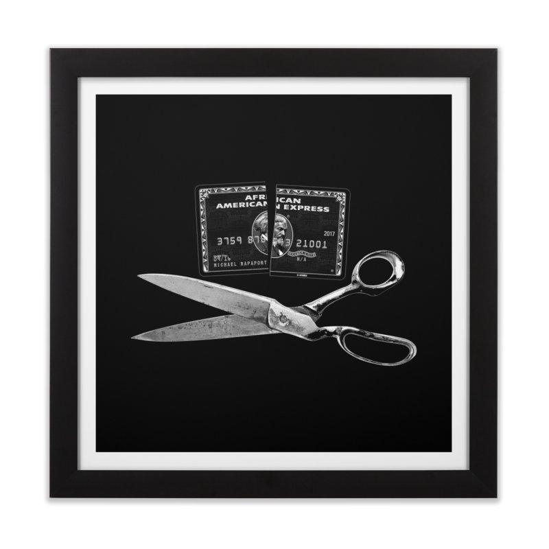 Remy No Ally Home Framed Fine Art Print by FWMJ's Shop