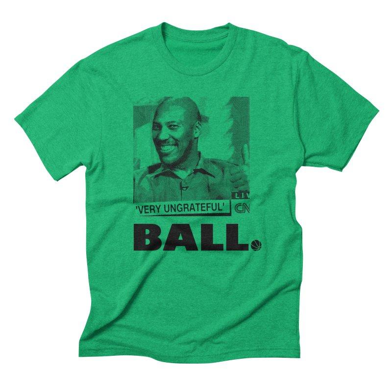 Lavar The Troll God Men's Triblend T-Shirt by FWMJ's Shop