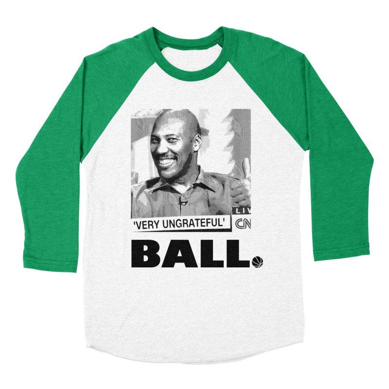 Lavar The Troll God Women's Baseball Triblend T-Shirt by FWMJ's Shop