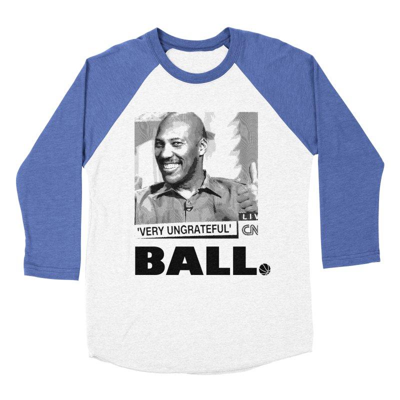 Lavar The Troll God Men's Baseball Triblend T-Shirt by FWMJ's Shop