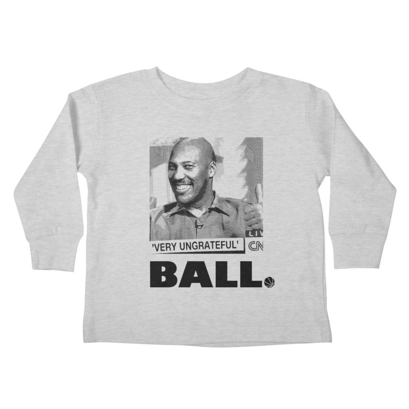 Lavar The Troll God Kids Toddler Longsleeve T-Shirt by FWMJ's Shop