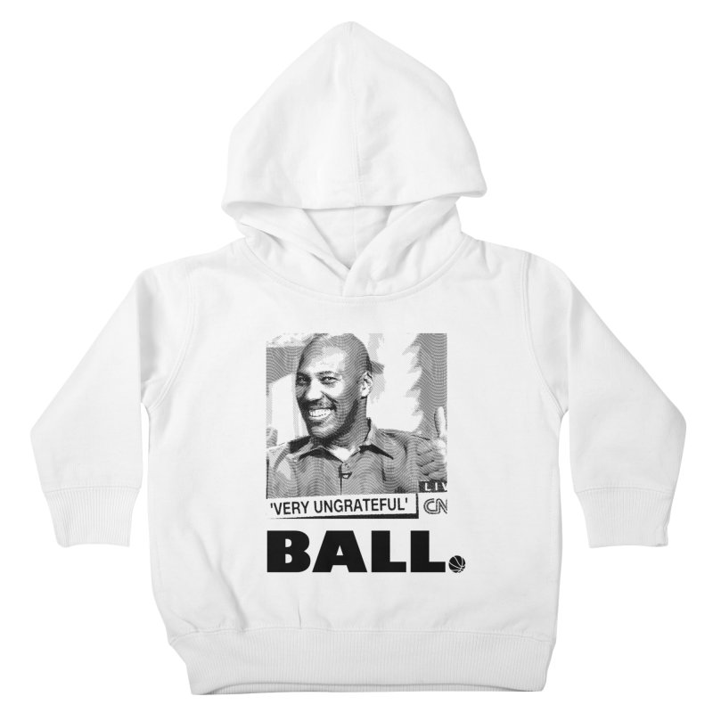 Lavar The Troll God Kids Toddler Pullover Hoody by FWMJ's Shop