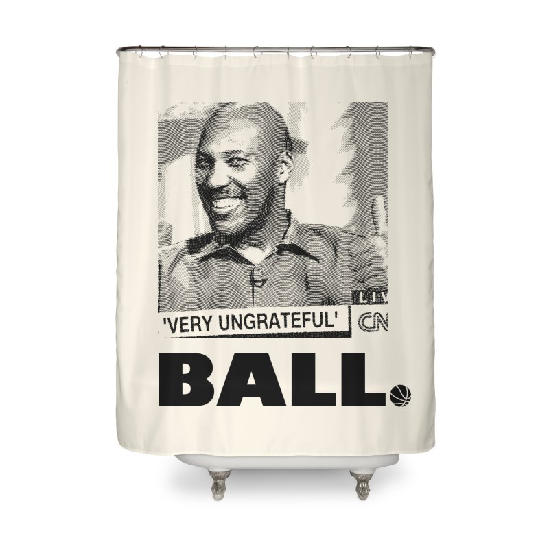 Lavar The Troll God Home Shower Curtain by FWMJ's Shop