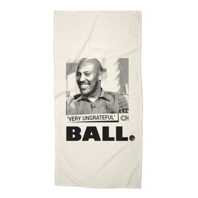 Lavar The Troll God Accessories Beach Towel by FWMJ's Shop