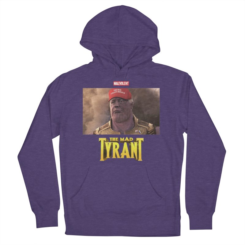 The Mad Tyrant (Red) Women's Pullover Hoody by FWMJ's Shop