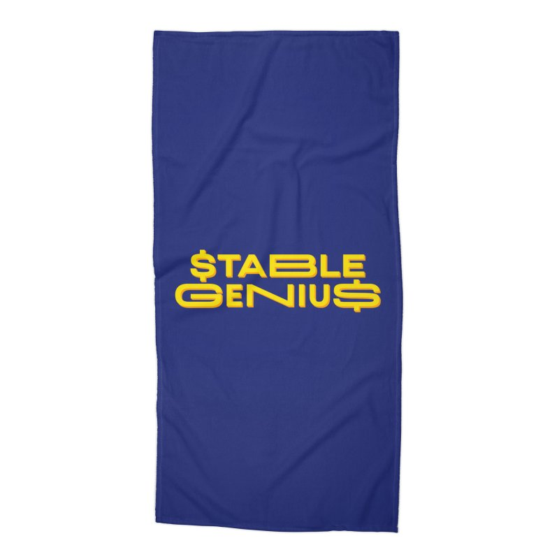 Instability Accessories Beach Towel by FWMJ's Shop