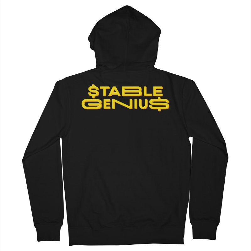 Instability Women's French Terry Zip-Up Hoody by FWMJ's Shop