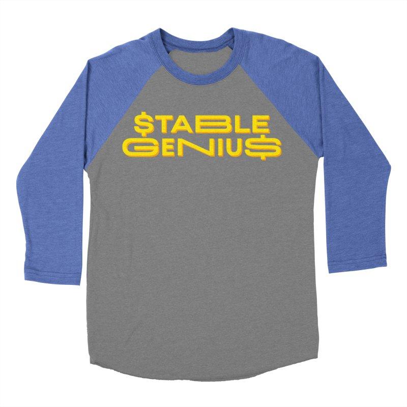 Instability Women's Baseball Triblend Longsleeve T-Shirt by FWMJ's Shop