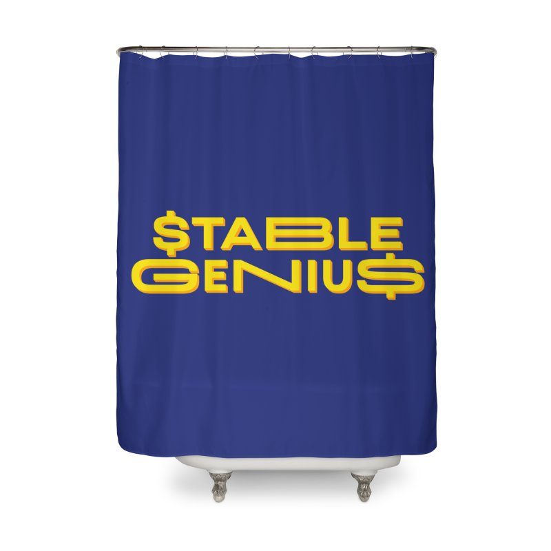 Instability Home Shower Curtain by FWMJ's Shop