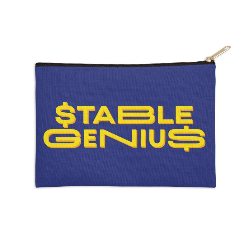 Instability Accessories Zip Pouch by FWMJ's Shop