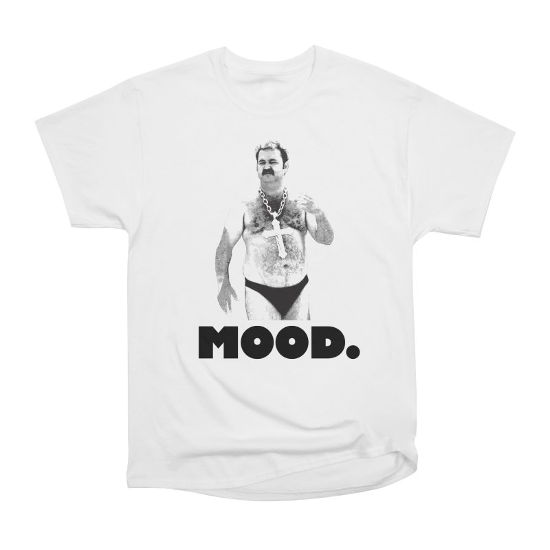 BIG MOOD. Men's Classic T-Shirt by FWMJ's Shop