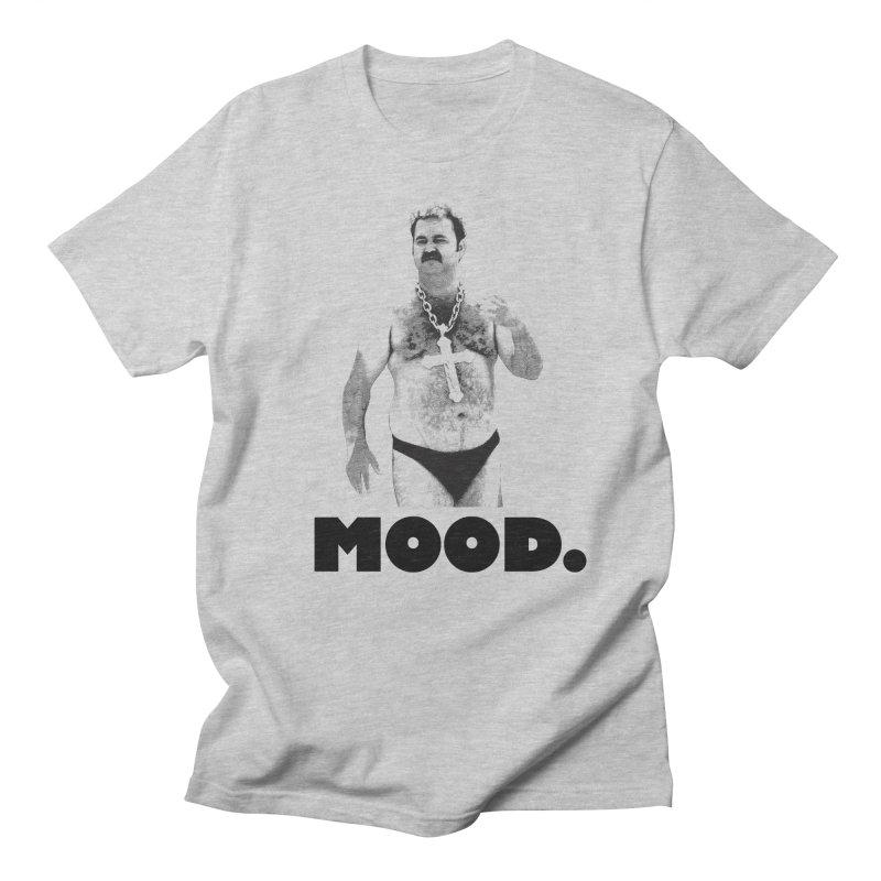 BIG MOOD. Women's Unisex T-Shirt by FWMJ's Shop
