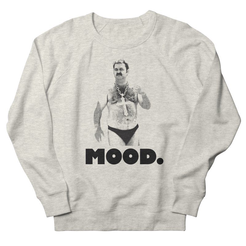 BIG MOOD. Men's Sweatshirt by FWMJ's Shop