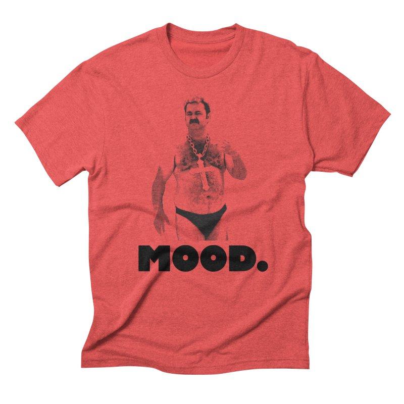 BIG MOOD. Men's Triblend T-Shirt by FWMJ's Shop